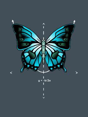 Symmetry Butterfly by Boots