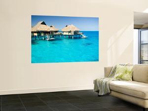 Bora Bora Nui Resort and Spa, Bora Bora, Society Islands, French Polynesia