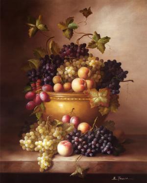 Bordeaux Fruit by M Francie