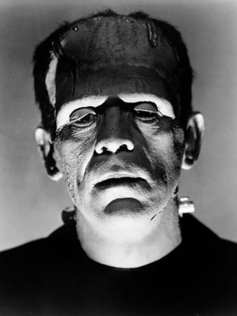 "Boris Karloff ""Frankenstein Lives Again!"" 1935 ""Bride of Frankenstein"" Directed by James Whale"