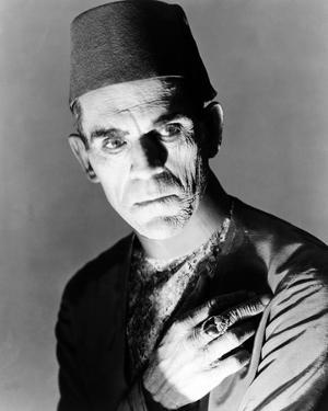 Boris Karloff - The Mummy