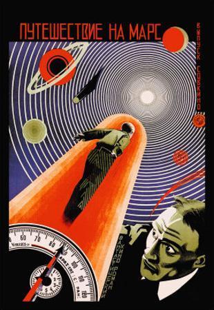 Journey to Mars by Borisov