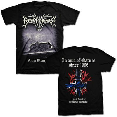 Borknagar- In Awe of Nature Sinse 1996 (Front/Back)