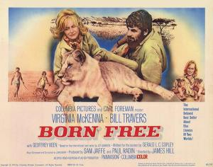 Born Free, 1966