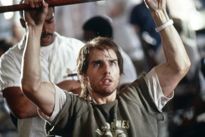 BORN ON THE FOURTH OF JULY, 1989 directed by OLIVER STONE Tom Cruise (photo)