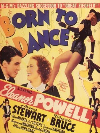 Born to Dance , 1936