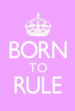 Born To Rule - Pink Baby's Room