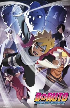 Boruto - Key Art