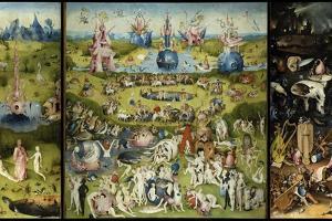 Bosch - Garden of Earthly Delights