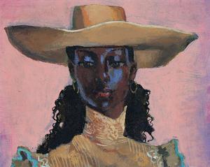 Girl in Hat by Boscoe Holder
