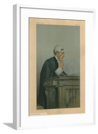 Bosey (F.A. Beaumont), 1901-Leslie Matthew Ward-Framed Giclee Print