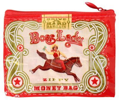 Boss Lady Coin Purse