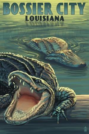 https://imgc.allpostersimages.com/img/posters/bossier-city-louisiana-alligator-scene_u-L-Q1GQLC20.jpg?p=0