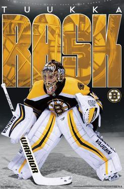 Boston Bruins - T. Rask '18