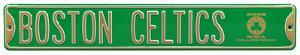 Boston Celtics 2008 Champions Steel Sign