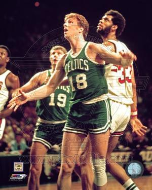 Boston Celtics - Dave Cowens Photo