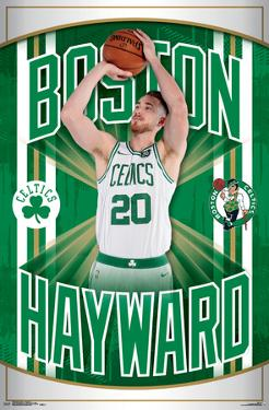 Boston Celtics - Gordan Hayward