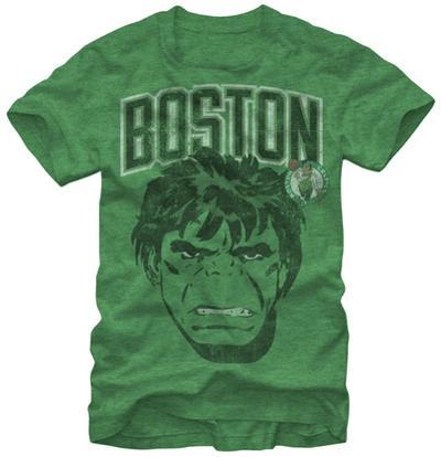 Boston Celtics- Hulk