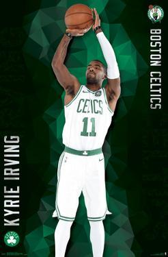 BOSTON CELTICS - K IRVING 17