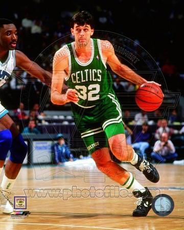 Boston Celtics - Kevin McHale Photo