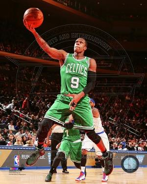 Boston Celtics Rajon Rondo 2013-14 Action