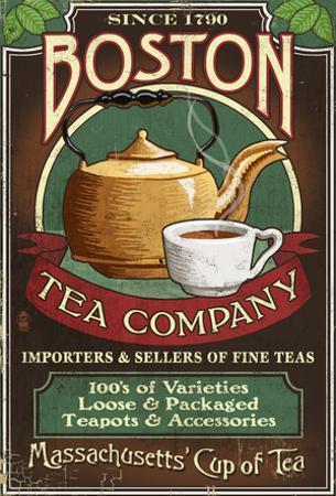 Boston, Massachusetts - Boston Tea