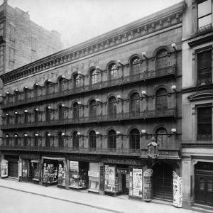 Boston Museum - 1903
