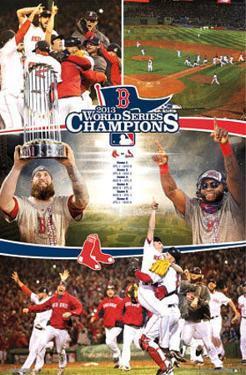Boston Red Sox 2013 World Series Celebration