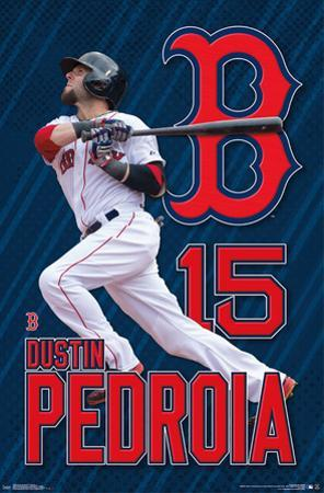 Boston Red Sox - D Pedroia 15
