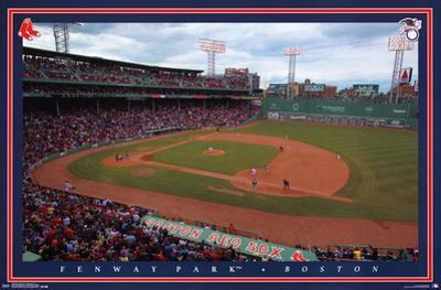 Boston Red Sox- Fenway Park