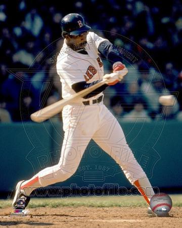 Boston Red Sox - Jim Rice Photo