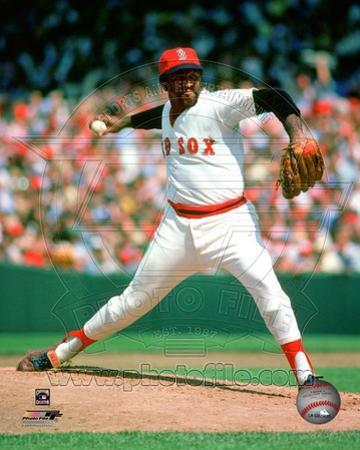 Boston Red Sox - Luis Tiant Photo