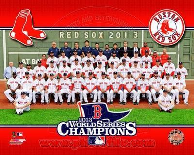 Boston Red Sox - Ortiz, Peavy, Lester, Victorino, Ellsbury, Buchholz, Uehara, Pedroia, Saltalamacch