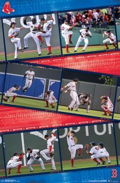 Boston Red Sox - Outfielders 17