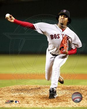 Boston Red Sox - Pedro Martinez Photo