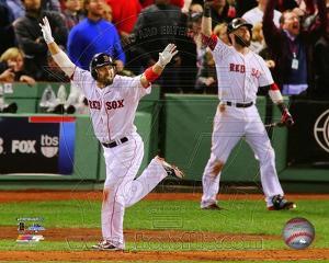 Boston Red Sox - Shane Victorino Photo