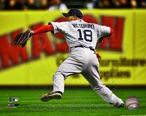 Boston Red Sox - Shane Victorino Photo