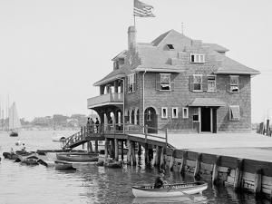 Boston Yacht Club, Marblehead, Mass.
