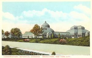 Botanical Gardens, Bronx Park, New York City