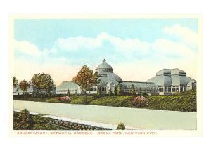 Botanical Gardens, Bronx Park, New York City