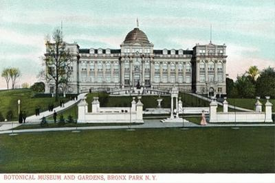 Botanical Museum and Gardens, Bronx, NY