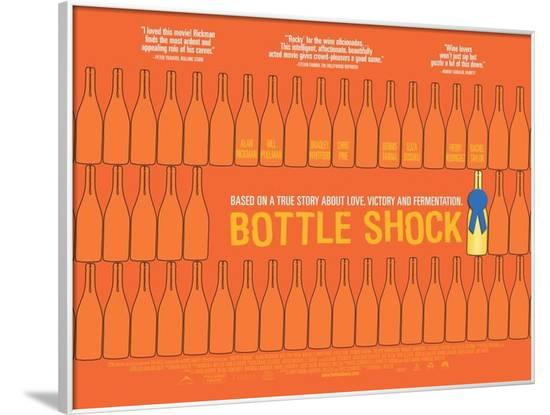 Bottle Shock--Framed Poster