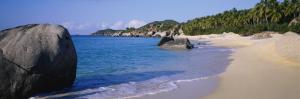 Boulders on the Beach, the Baths, Virgin Gorda, British Virgin Islands