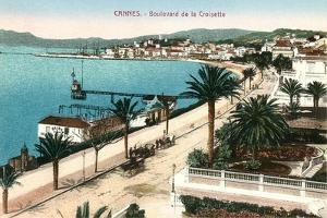 Boulevard De La Croisette, Cannes
