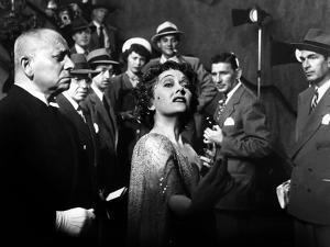 Boulevard du Crepuscule Sunset Boulevard by BillyWilder with Erich von Stroheim and Gloria Swanson,