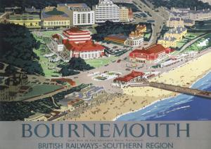 Bournemouth from Air