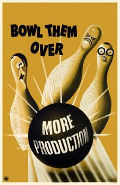 Bowl Them Over - More Production
