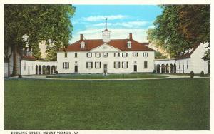 Bowling Green, Mt. Vernon, Virginia