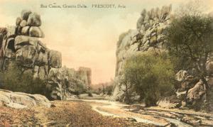 Box Canyon, Granite Dells, Prescott, Arizona