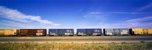 Boxcars Railroad, CA